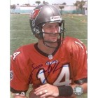 Brad Johnson autographed Tampa Bay Buccaneers 8x10 photo