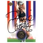 Brandi Chastain autographed U.S. Soccer 2000 Upper Deck card