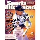 Bret Boone autographed Seattle Mariners 2001 Sports Illustrated