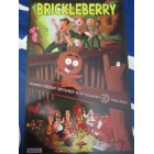 Brickleberry 2014 Comic-Con 11x17 mini promo poster