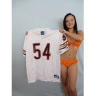 Brian Urlacher autographed Chicago Bears authentic Adidas stitched jersey
