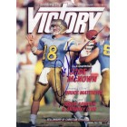 Cade McNown autographed UCLA Bruins 1999 Victory magazine