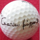Charlie Sifford autographed golf ball