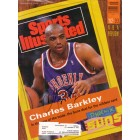 Charles Barkley autographed Phoenix Suns 1992 Sports Illustrated