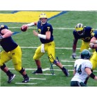 Chad Henne autographed Michigan Wolverines 8x10 photo
