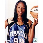 Chamique Holdsclaw 8x10 WNBA Mystics photo
