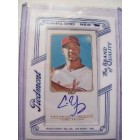Chris Young certified autograph Arizona Diamondbacks 2010 Topps T-206 card