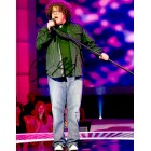 Chris Sligh autographed 2007 American Idol 8x10 photo
