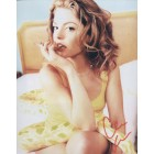 Clare Kramer autographed 8x10 photo