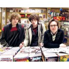 Clark Duke autographed Kick-Ass 8x10 photo