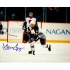 Colleen Coyne autographed 1998 USA Hockey 8x10 photo