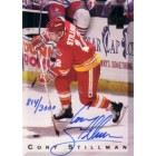 Cory Stillman certified autograph 1994 Classic card