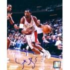 Cuttino Mobley autographed Houston Rockets 8x10 photo