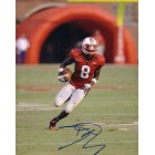 Darrius Heyward-Bey autographed Maryland Terrapins 8x10 photo