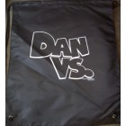 Dan Vs. logo 2012 Wondercon promotional backpack or book bag