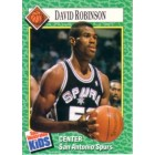 David Robinson Spurs 1990 Sports Illustrated for Kids card #131