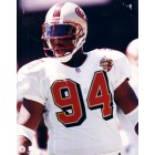 Dana Stubblefield 8x10 San Francisco 49ers photo