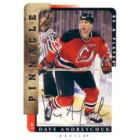 Dave Andreychuk certified autograph New Jersey Devils Be A Player card