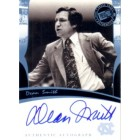 Dean Smith certified autograph North Carolina 2007 Press Pass card