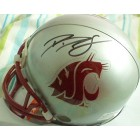 Devard Darling autographed Washington State Cougars mini helmet