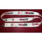 Dexter 2013 Showtime Comic-Con promo lanyard MINT
