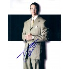 Drew Brees autographed magazine photo