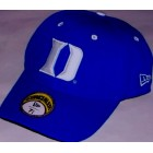 Duke Blue Devils fitted cap or hat by New Era