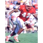 E.J. Henderson autographed Maryland Terrapins 8x10 photo