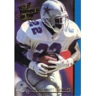 Emmitt Smith Dallas Cowboys 1992 Action Packed 1991 All-Madden Team card