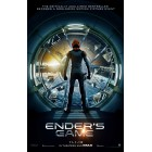 Ender's Game movie mini 11x17 poster (Harrison Ford)