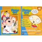 Family Guy 2005 Inkworks promo card P1