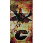 Flaming C (Conan O'Brien) 2011 Comic-Con foldout promo poster