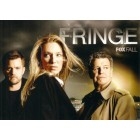 Fringe 2009 Comic-Con Fox 5x7 promo photo card MINT (Joshua Jackson John Noble Anna Torv)