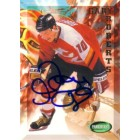 Gary Roberts autographed Calgary Flames 1995-96 Parkhurst card