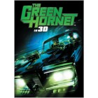 Green Hornet in 3D movie 2010 Comic-Con Rittenhouse promo card
