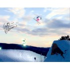 Grete Eliasson (freestyle skier) autographed 8x10 photo