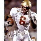 Greg Jones autographed Florida State Seminoles 8x10 photo