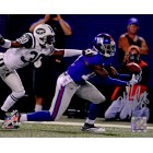 Hakeem Nicks autographed New York Giants 8x10 photo