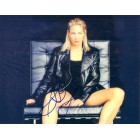Heather Locklear autographed sexy 8x10 photo