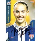 Heather Mitts autographed 2004 U.S. Soccer card like element
