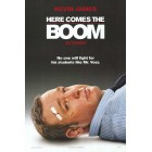Here Comes the Boom mini movie poster (Kevin James)