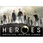 Heroes Archives 2010 Comic-Con Rittenhouse promo card