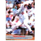 Hideo Nomo Los Angeles Dodgers 2002 Sports Illustrated for Kids card