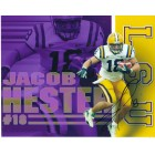 Jacob Hester autographed LSU Tigers 8x10 photo