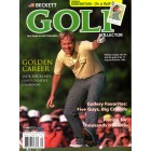 Jack Nicklaus May/June 2002 Beckett Golf Collector magazine