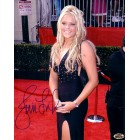 Jennie Finch autographed 8x10 ESPYs photo