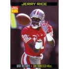 Jerry Rice San Francisco 49ers 1999 Sports Illustrated for Kids card