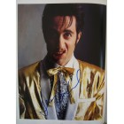 Jerry Seinfeld autographed 11x14 Rolling Stone book photo (as Elvis Presley)