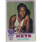 Jim Chones 1973-74 Topps Rookie Card ExMt