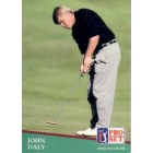 John Daly 1991 Pro Set golf Rookie Card